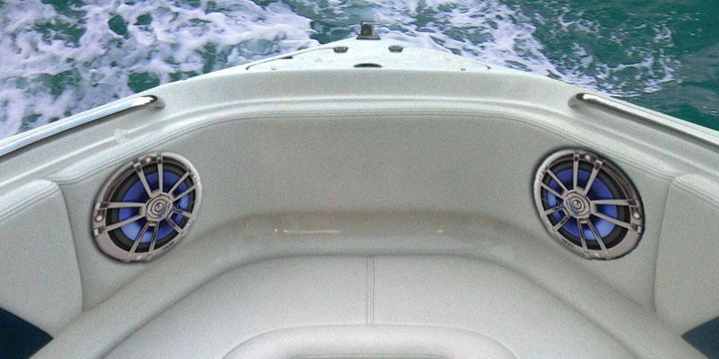 infinity 612m. detailed review of infinity reference 612m 2-way marine loudspeakers