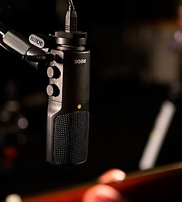 Review of Rode NT-USB Condenser Microphone