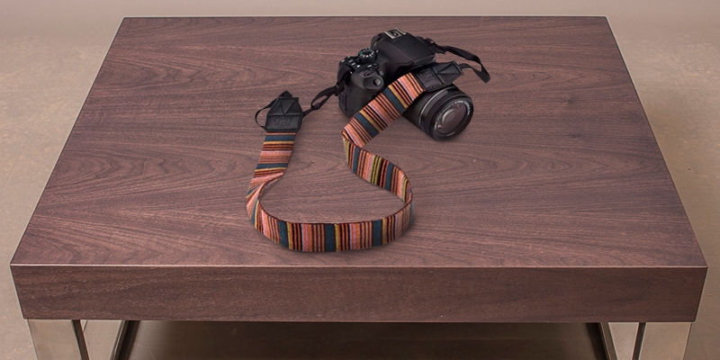 Review of Eorefo Vintage Camera Strap