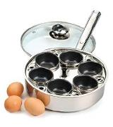 Excelsteel 522 Non Stick Egg Poacher