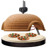 NutriChef PKPZ950 Electric Pizza Oven