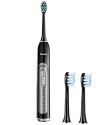HIEIE 614144881045 Sonic Electric Travel Toothbrush