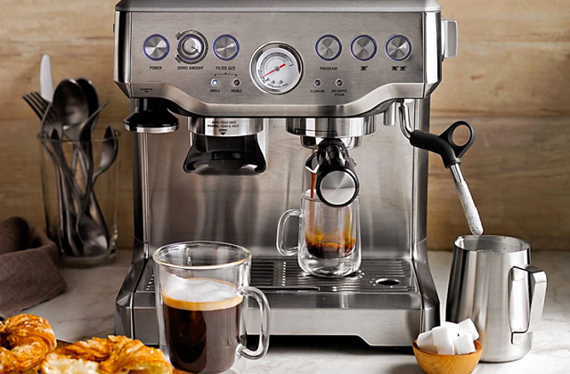 Comparison of Espresso Machines