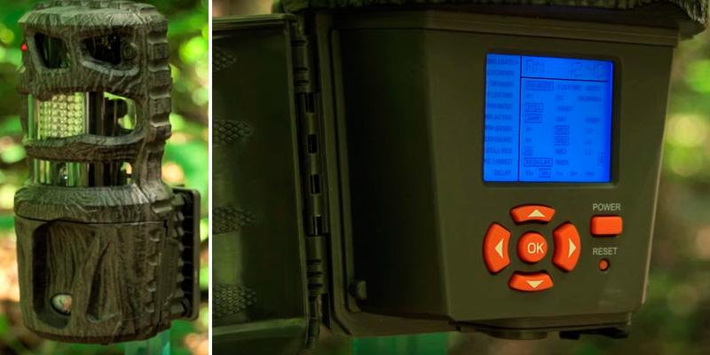 Review of Wild Game Innovations 360 degree Trail Camera