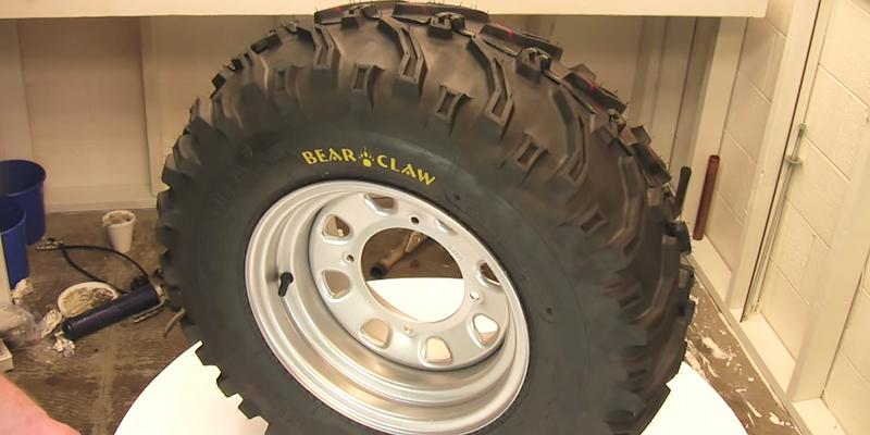 Review of Kenda Bearclaw K299 ATV Tire