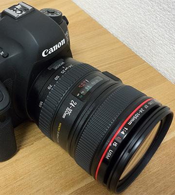 Review of Canon EF 24-105mm f/4 L IS USM Zoom Lens