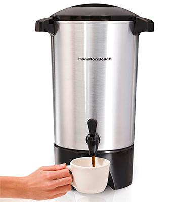 Review of Hamilton Beach 40515 Coffee Urn