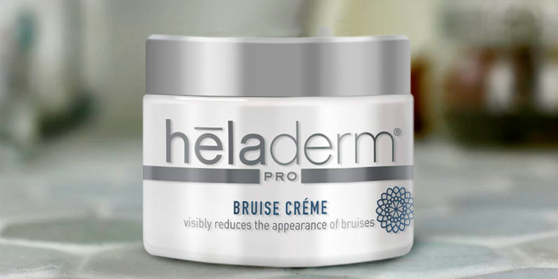 Review of Heladerm PRO Arnica Oil, Vitamin K Bruise Cream