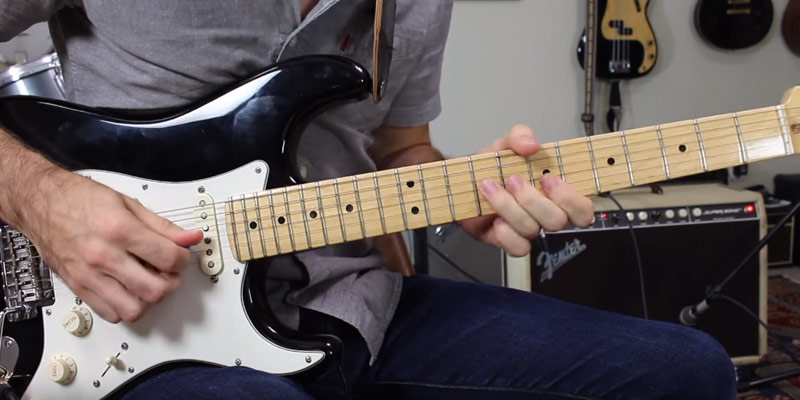 Learn and master DVD Guitar Course in the use