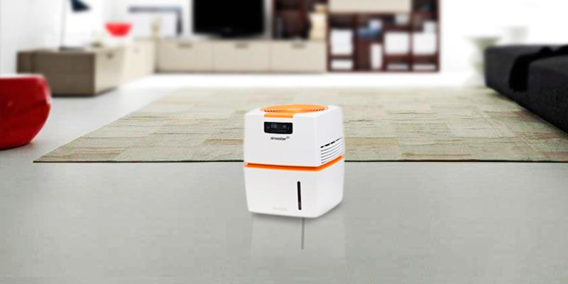 Review of Winia AWA-909RDS Air Washer