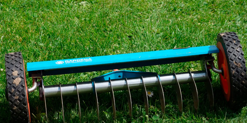 Review of Gardena 3395 Combisystem 12.8-Inch Thatching Cutter Rake Head
