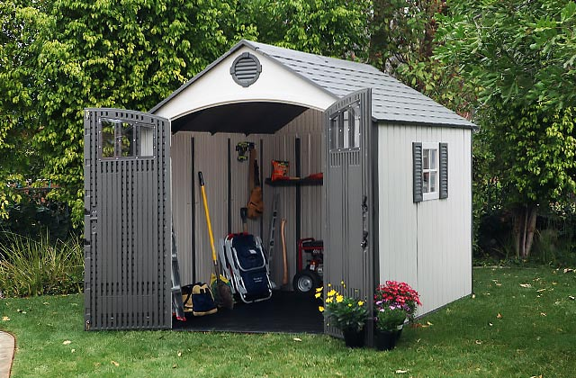 Best Storage Sheds for Ultimate Safety of Your Tools and Equipment