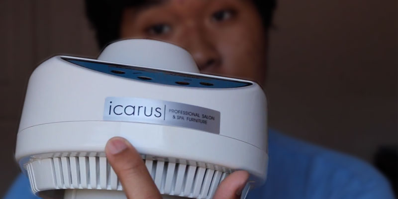Icarus FS-11N with Ozone in the use