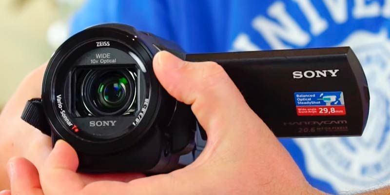 Review of Sony FDRAX33 4K Camcorder