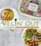 Vegin' Out Vegan Meal Delivery