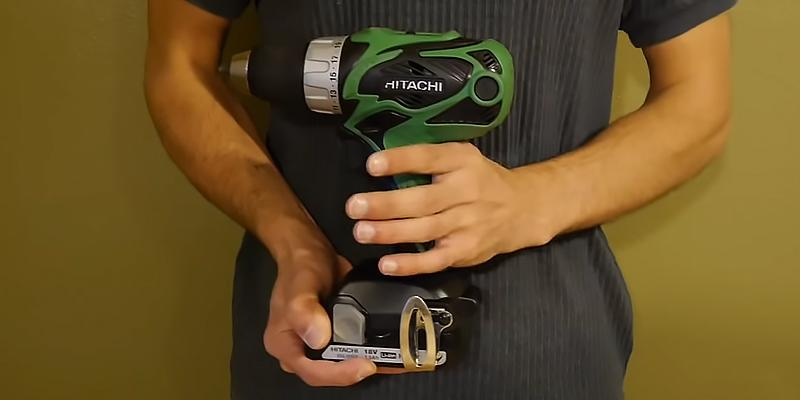 Review of Hitachi DS18DSAL Lithium-Ion Cordless Drill / Driver