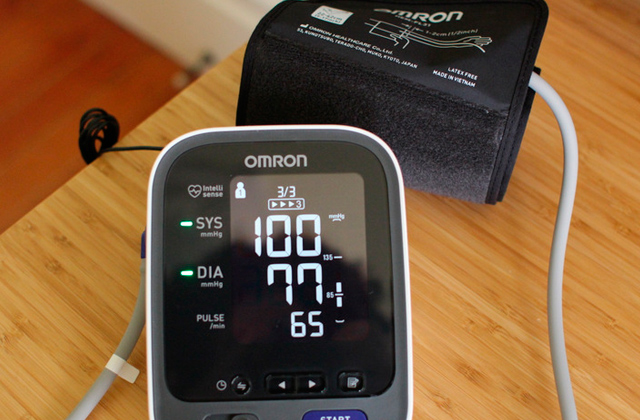Best Omron Blood Pressure Monitors