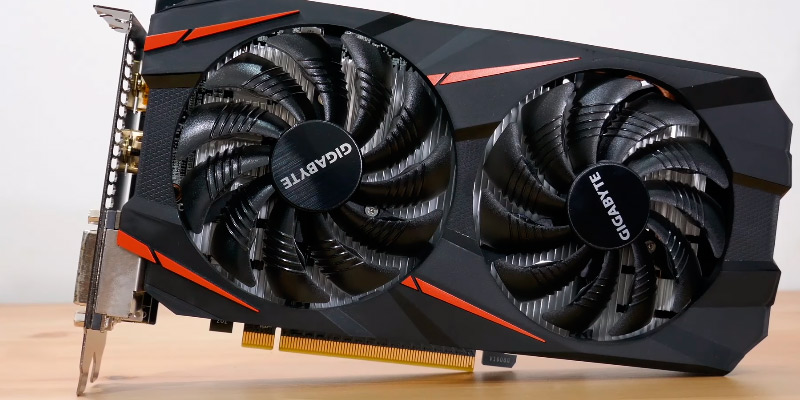 Review of Gigabyte GTX 1060 WF 6GB (GV-N1060WF2OC-6GD) Graphics Card