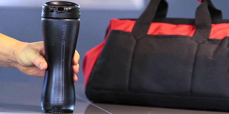 Review of Trimr Premium Shaker Bottle