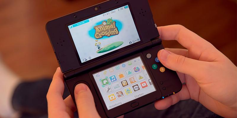 Review of Nintendo New 3DS XL Handheld Console