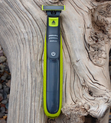 Review of Philips Norelco QP2520/70 OneBlade hybrid electric trimmer and shaver