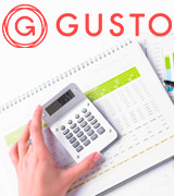 Gusto Online Payroll Services for Small Business