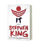 "Stephen King ""It: A Novel"""