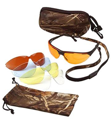 Review of Ducks Unlimited Shooting Eyewear Anti-Fog Lens Options
