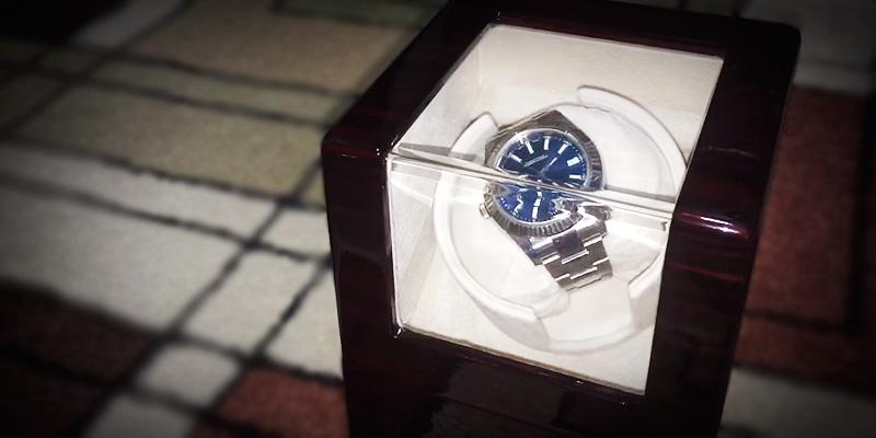 Review of CHIYODA Wood Handmade Single Watch