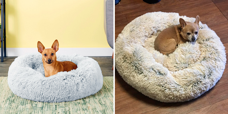 Review of Best Friends by Sheri The Original Calming Shag Vegan Fur Donut Cuddler