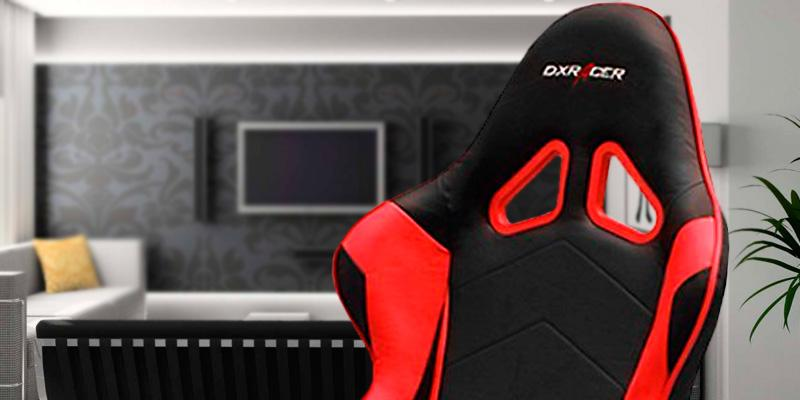 Review of DX Racer OH/RW106/NR Racing Series Newedge Edition Racing Bucket Seat Gaming Chair