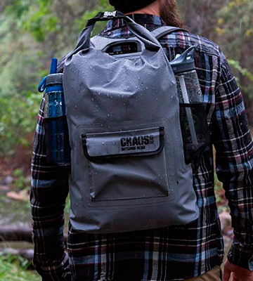 Review of Chaos Ready Waterproof Backpack Dry Bag