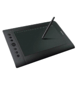 Huion H610 Pro V2 Graphic Drawing Tablet with Tilt Function