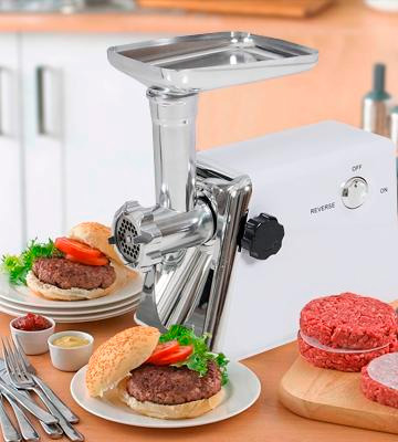 Review of Della COMIN18JU009611 Electric Meat Grinder