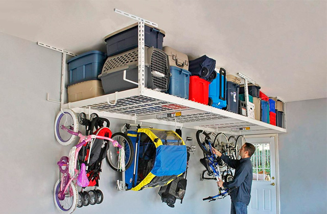 Best Overhead Garage Storages