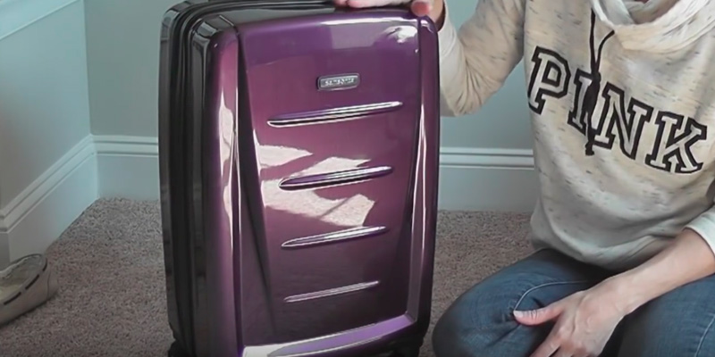 Review of Samsonite Winfield 2 Fashion Hardside Lightweight Luggage