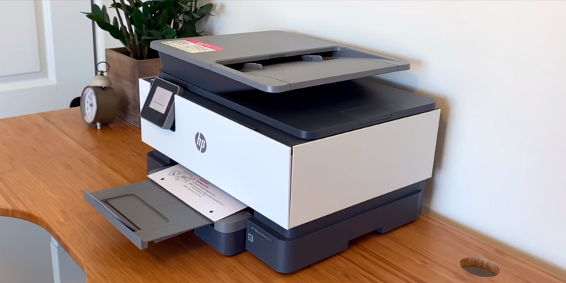 Review of HP OfficeJet Pro 9015 All-in-One Wireless Printer