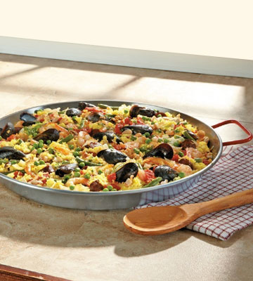 Review of Magefesa Carbon Steel Paella Pan