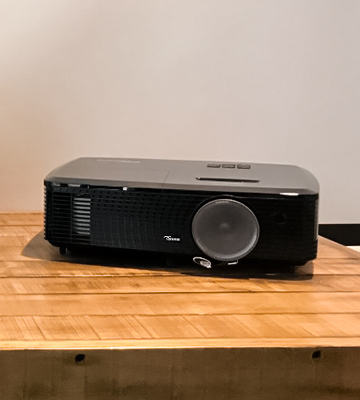 Review of Optoma HD142X Home Theater Projector