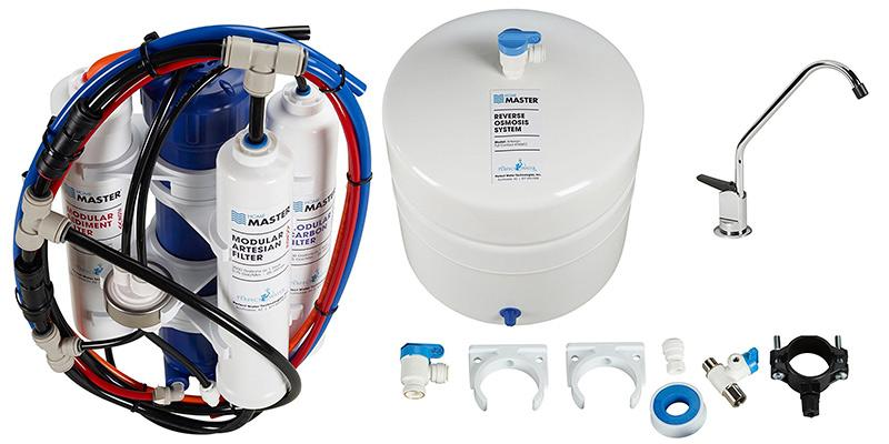 Home Master TMAFC Osmosis Water Filter System application