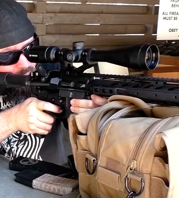 Review of Vortex Optics Copperhead 4-12x44 Second Focal Plane Riflescope