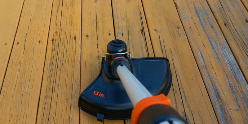 Detailed review of Black & Decker LST136W 40V Max Lithium String Trimmer