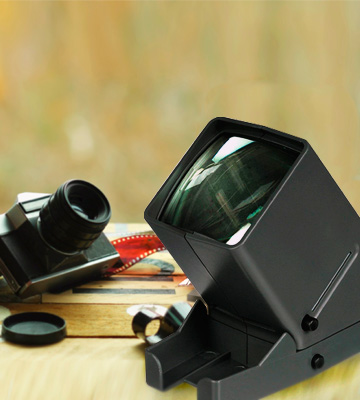 Review of Medalight SV3 K1 Portable LED Negative and Slide Viewer