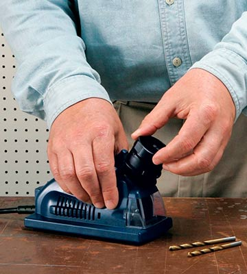 Review of Drill Doctor 350X Drill Bit Sharpener