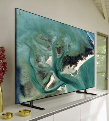 Review of Samsung (QN55Q80RAFXZA) [Q80 Series] 55-Inch QLED 4K Smart TV with HDR (2019 Model)