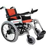 Accessbuy Electric Power Portable Wheelchairs