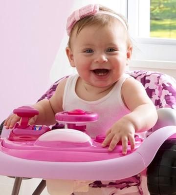 Review of Delta Children Lil Drive Baby Activity Walker