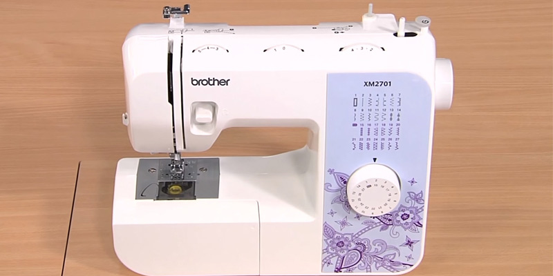 Review of Brother XM2701 Lightweight, Full-Featured Sewing Machine