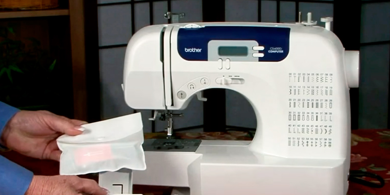 Review of Brother CS6000i Feature-Rich Sewing Machine With 60 Built-In Stitches