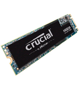 Crucial MX500 (CT500MX500SSD4) 3D NAND SATA M.2 Type 2280SS Internal SSD